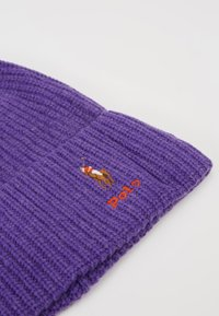 Polo Ralph Lauren - BLEND CARD - Berretto - bright violet heather - 4