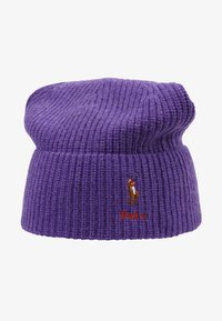 Polo Ralph Lauren - BLEND CARD - Berretto - bright violet heather - 3