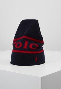 Polo Ralph Lauren - STADIUM - Bonnet - navy/red - 0