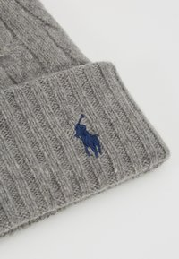 Polo Ralph Lauren - Bonnet - fawn grey heather - 4