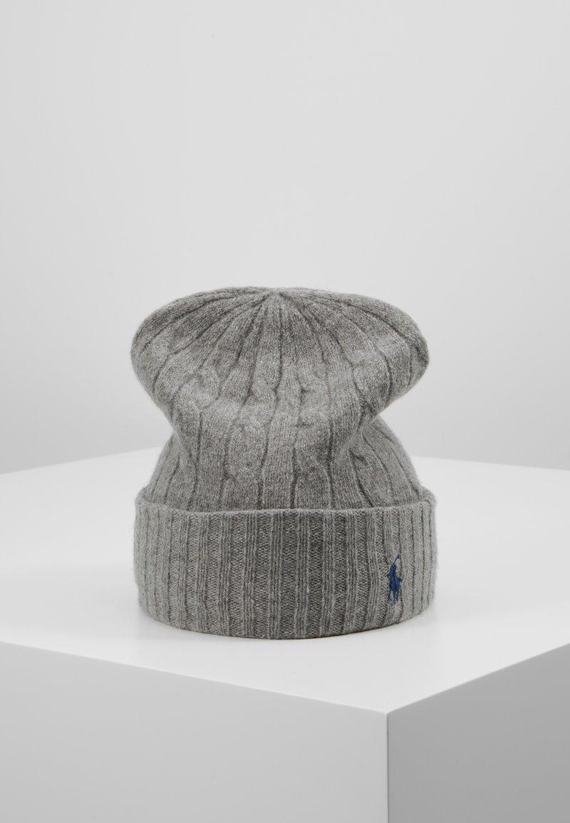 Polo Ralph Lauren - Čepice - fawn grey heather