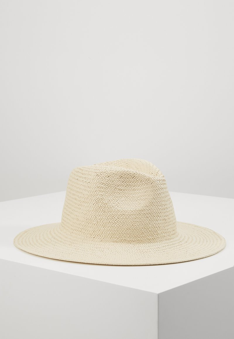 Polo Ralph Lauren - STRAW-STRAW SUNHAT-HAT - Hut - natural