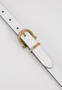 Polo Ralph Lauren - Gürtel - white - 4