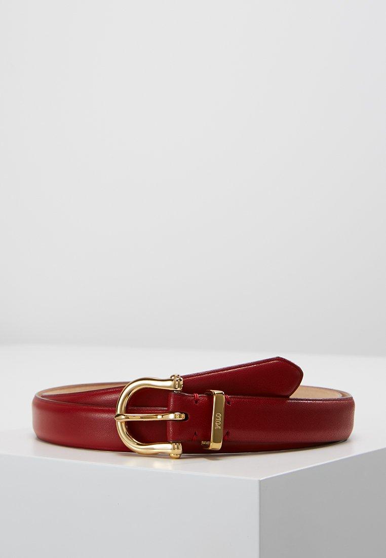 Polo Ralph Lauren - Belt - scarlet