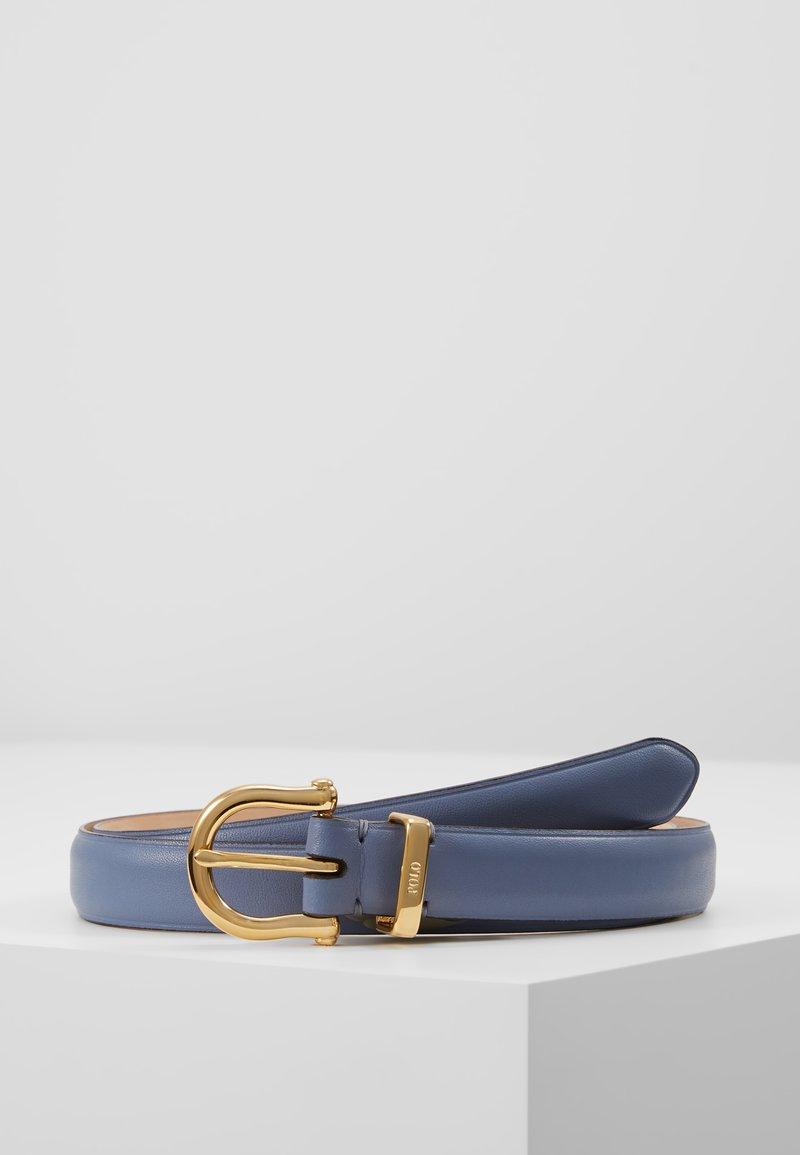 Polo Ralph Lauren - STIRRUP - Gürtel - light blue