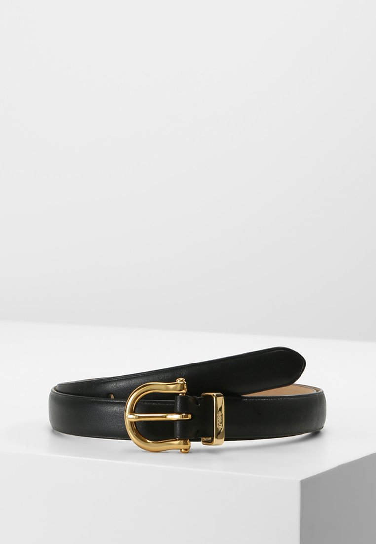 Polo Ralph Lauren - STIRRUP - Belt - black