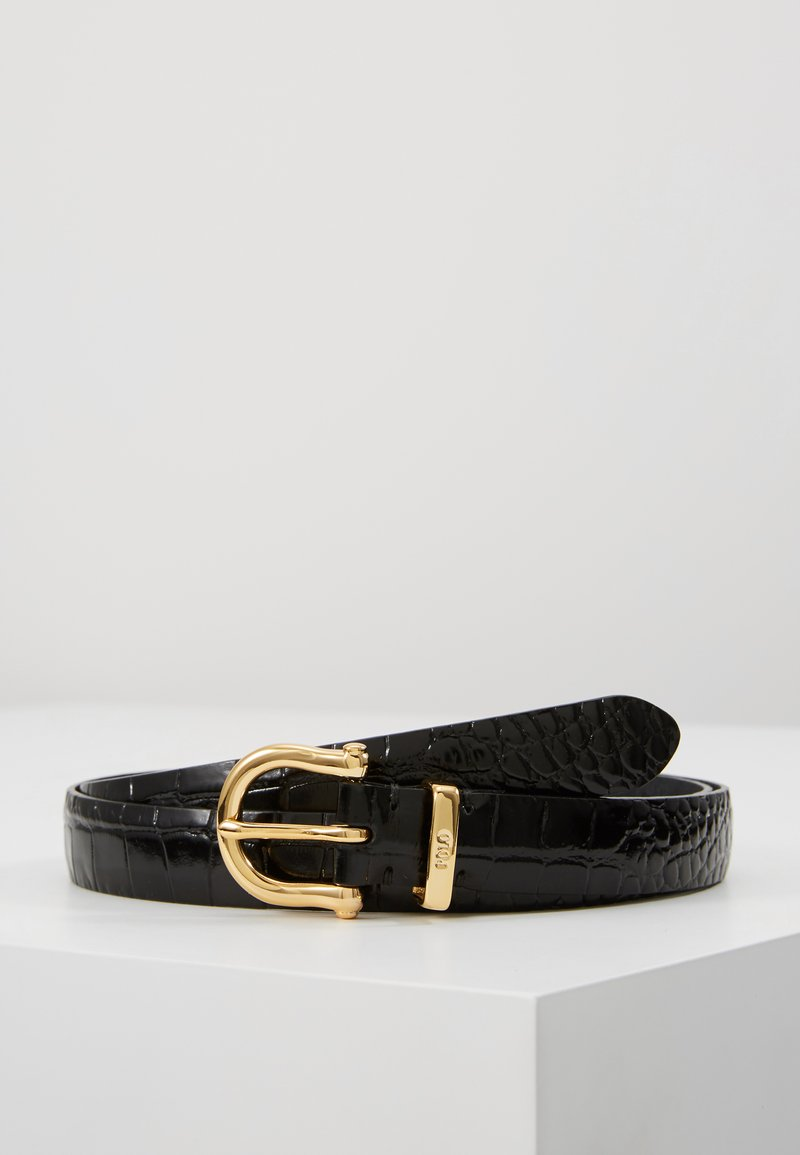 Polo Ralph Lauren - EMBOSSED - Belt - black