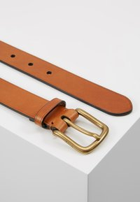Polo Ralph Lauren - DRESS BELT - Pásek - cuoio - 2