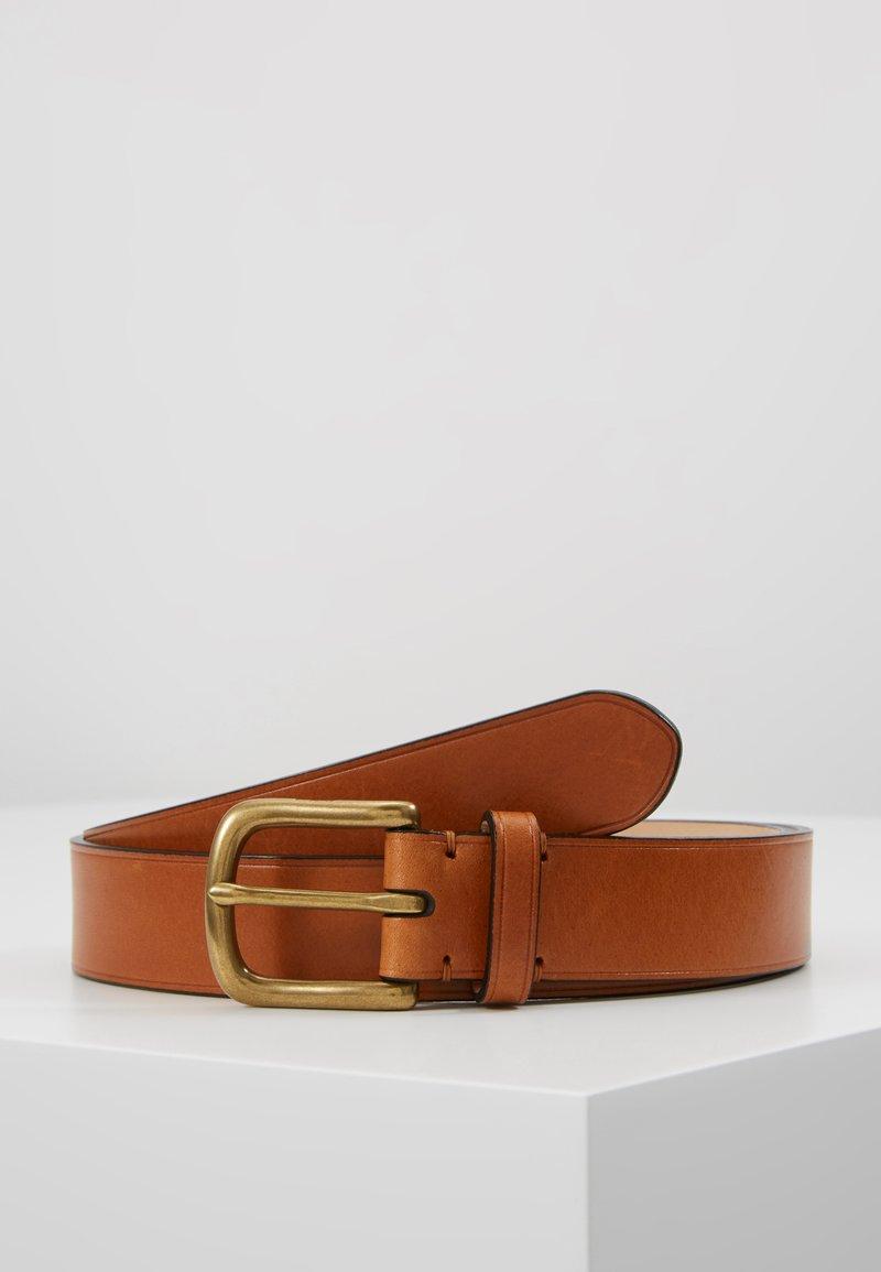 Polo Ralph Lauren - DRESS BELT - Pásek - cuoio