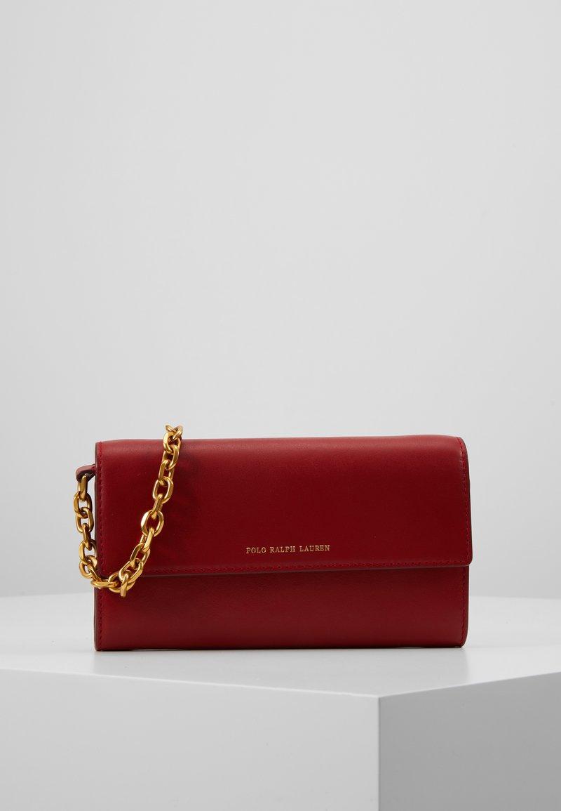Polo Ralph Lauren - CHAIN WALLET - Peněženka - scarlet