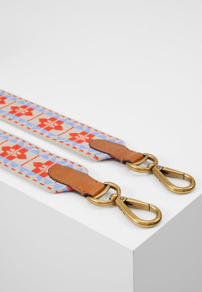 Polo Ralph Lauren - FAIRISLE WEB - Accessoires Sonstiges - scarlet/multi