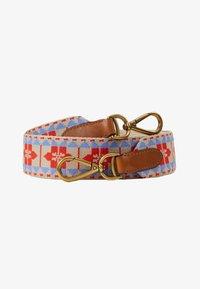 Polo Ralph Lauren - FAIRISLE WEB - Accessoires Sonstiges - scarlet/multi - 4
