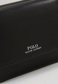 Polo Ralph Lauren - WALLET - Lommebok - black - 2