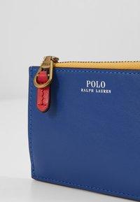 Polo Ralph Lauren - COLORBLOCKED ZIP - Portemonnee - multi - 2