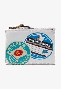 Polo Ralph Lauren - TRAVEL - Portemonnee - white/multi-coloured - 1