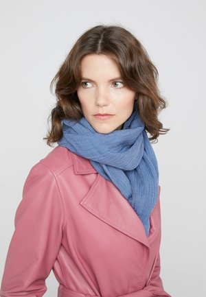 SOLID - Scarf - light blue