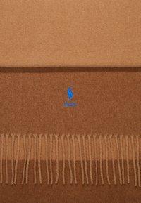 Polo Ralph Lauren - SCARF - Bufanda - camel/vicuna - 2