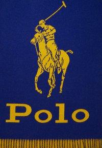 Polo Ralph Lauren - Scarf - royal/yellow - 2