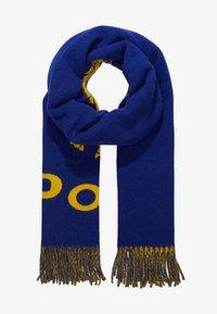 Polo Ralph Lauren - Scarf - royal/yellow - 1