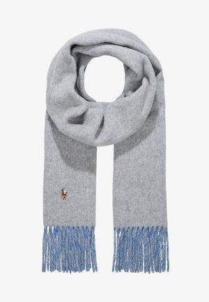 SIGN SCARF - Sciarpa - grey/blue