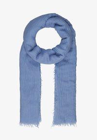 Polo Ralph Lauren - BLEND SOLID SIGNAT - Écharpe - blue - 0