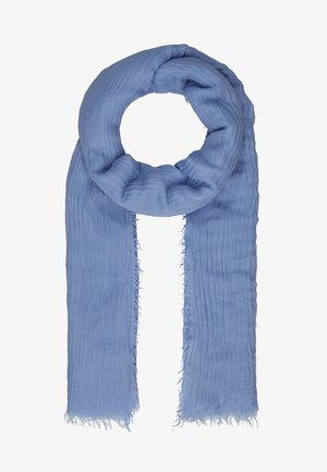 BLEND SOLID SIGNAT - Scarf - blue