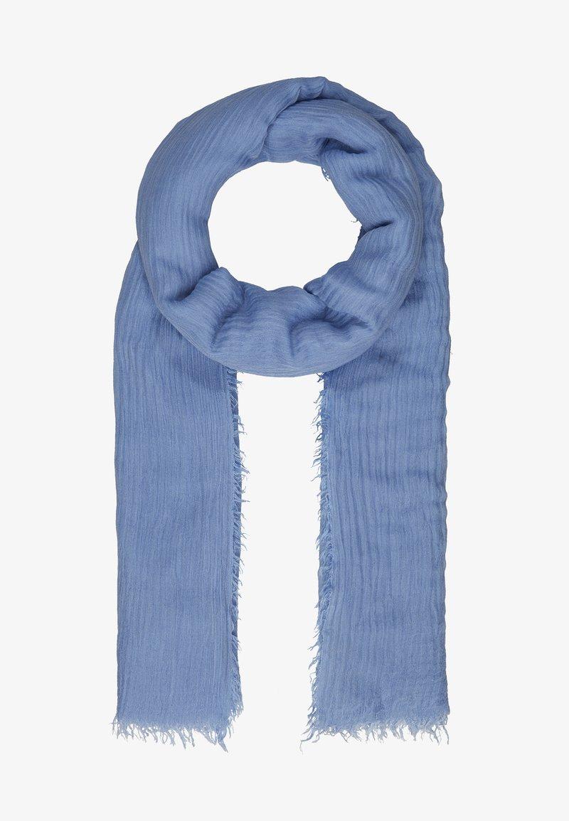 Polo Ralph Lauren - BLEND SOLID SIGNAT - Écharpe - blue
