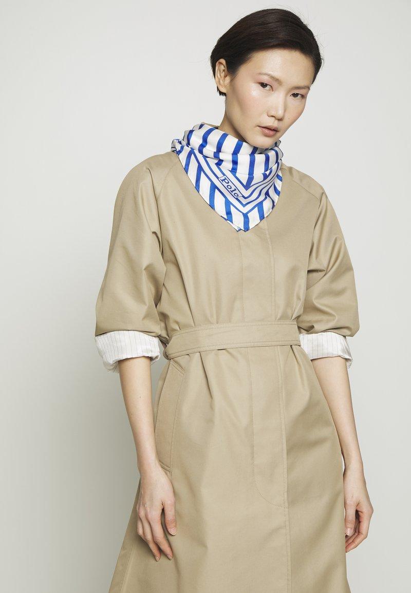 Polo Ralph Lauren - Šátek - royal/cream