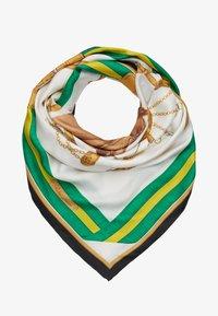 Polo Ralph Lauren - EQUESTRIAN SQUARE - Halsdoek - white/multicoloured - 1