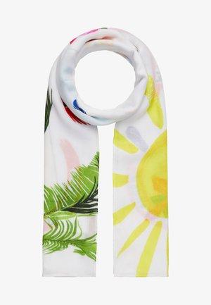JAMAICA WRAP - Sjal - white/multicoloured