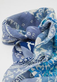 Polo Ralph Lauren - FLORAL PATCHWORK - Foulard - indigo - 2