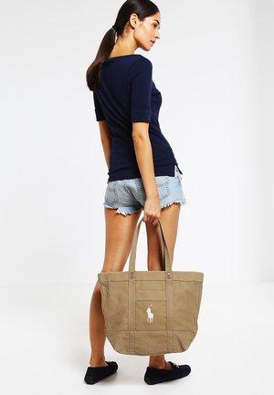 Shopper - khaki
