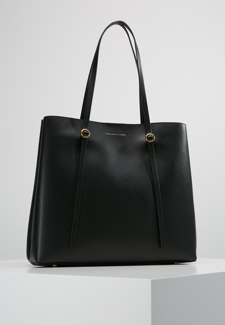 Polo Ralph Lauren - AMY LENNOX TOTE - Bolso shopping - black