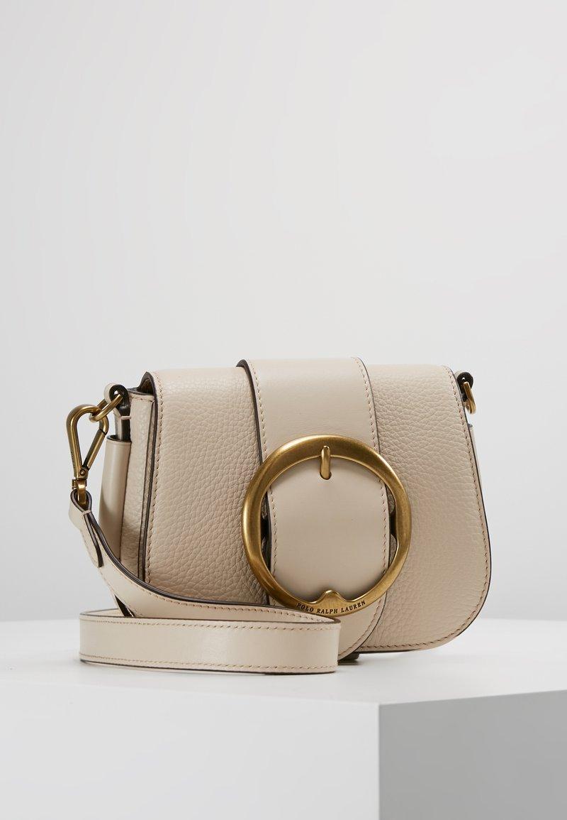 Polo Ralph Lauren - ADRIA MINI - Bandolera - vanilla