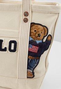 Polo Ralph Lauren - Shoppingveske - cream - 6
