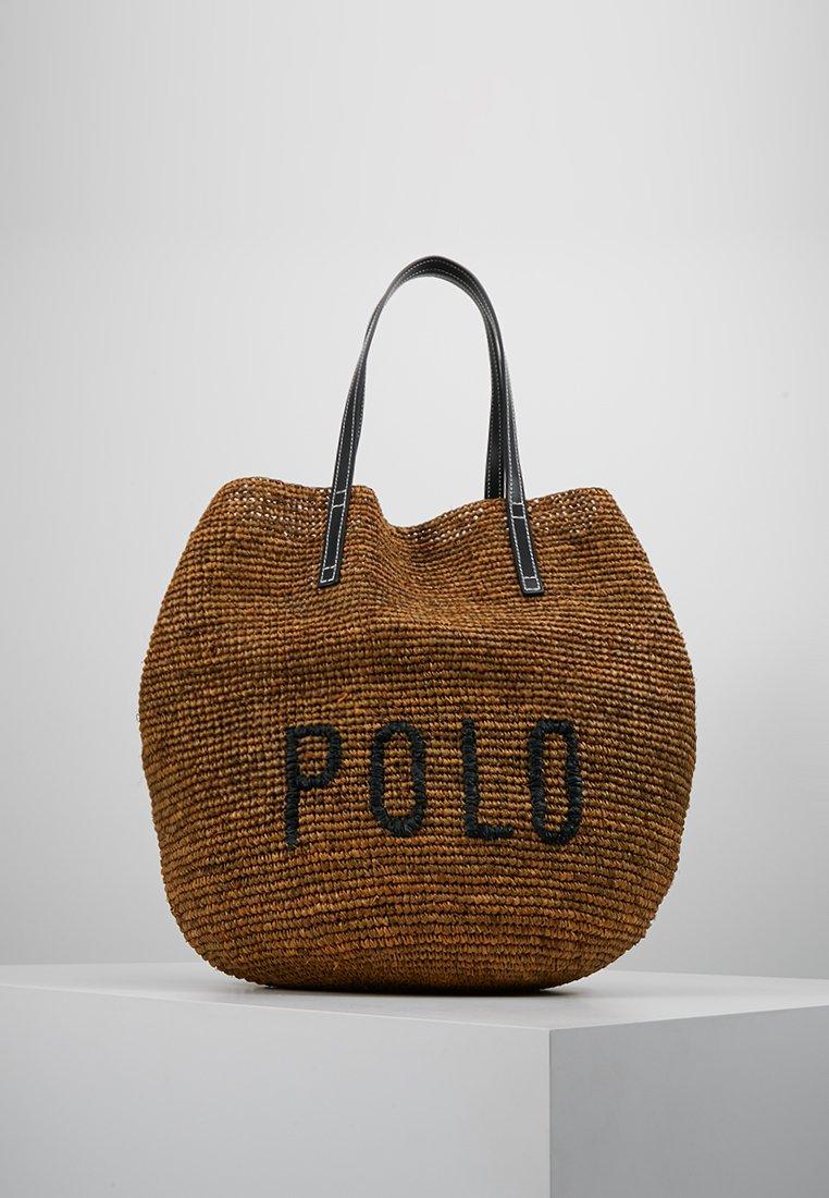 Polo Ralph Lauren - Bolso shopping - natural
