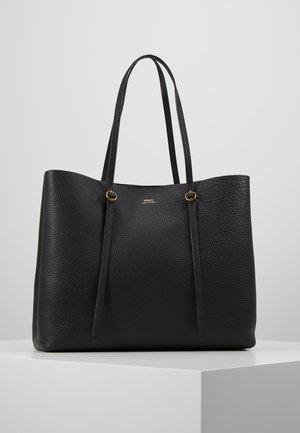 Tote bag - black