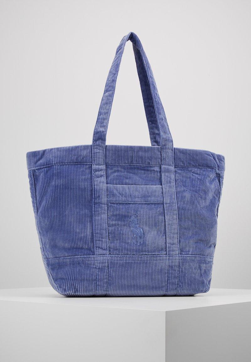 Polo Ralph Lauren - TOTE - Tote bag - indigo sky