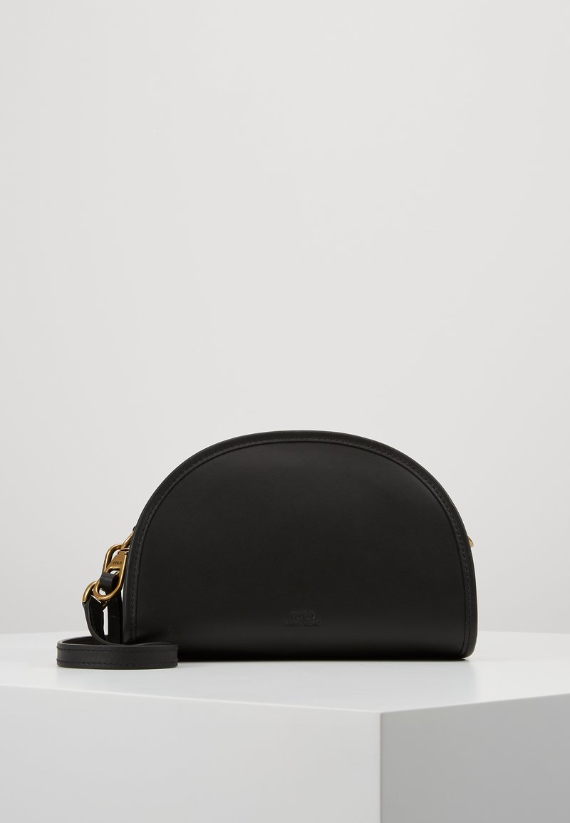 Polo Ralph Lauren - HALF MOON - Across body bag - black