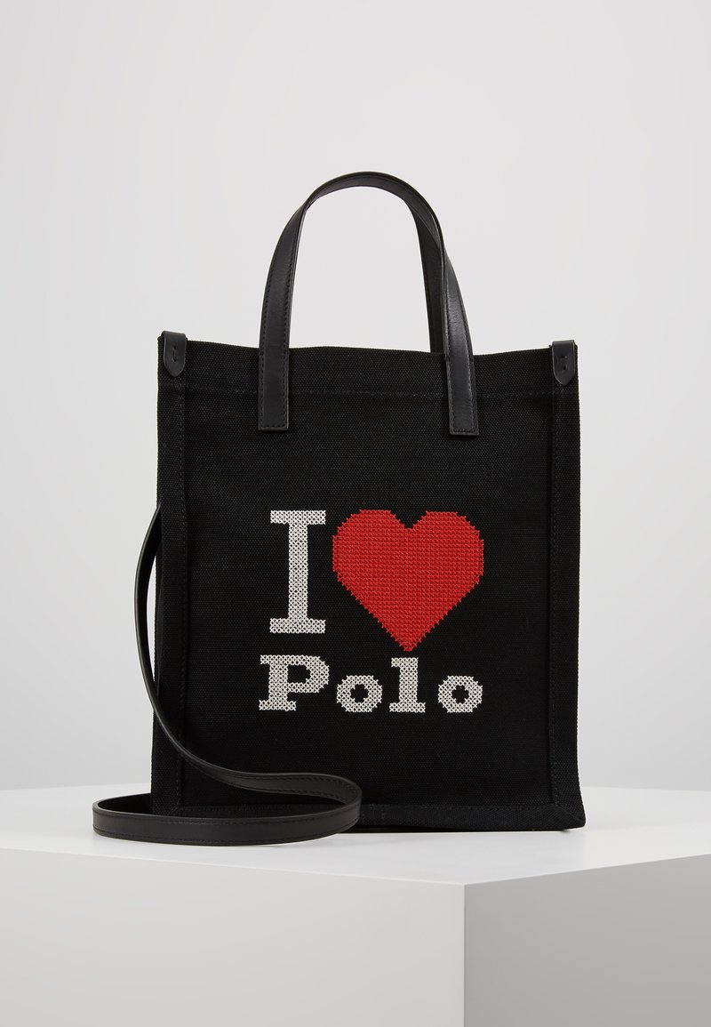 Polo Ralph Lauren - Bandolera - black