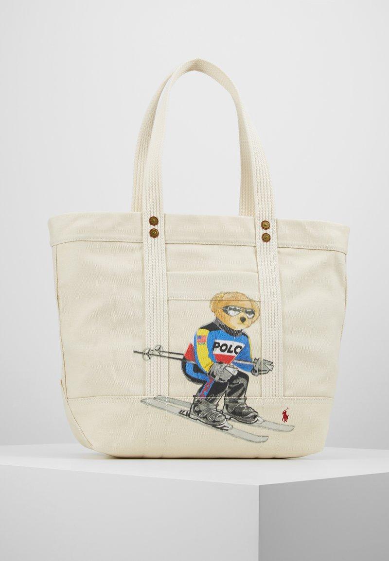Polo Ralph Lauren - SKI BEAR TOTE - Shopping Bag - white
