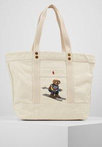 Polo Ralph Lauren - SKI BEAR TOTE - Velká kabelka - white - 0