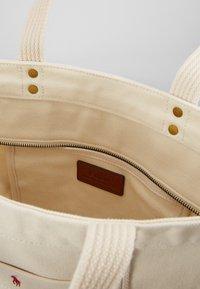 Polo Ralph Lauren - SKI BEAR TOTE - Velká kabelka - white - 5