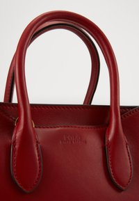 Polo Ralph Lauren - MINI SLOANE - Bolso de mano - scarlet - 3