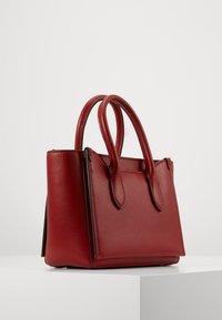 Polo Ralph Lauren - MINI SLOANE - Bolso de mano - scarlet - 1
