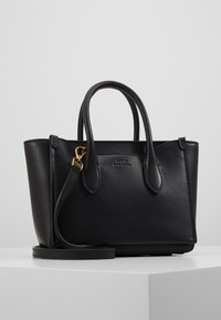 Polo Ralph Lauren - MINI SLOANE - Handtasche - black - 0
