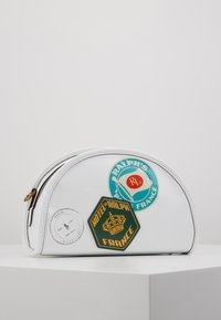 Polo Ralph Lauren - TRAVEL HALF MOON  - Borsa a tracolla - white/multi - 3