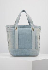 Polo Ralph Lauren - BEAR SMALL - Velká kabelka - denim - 2
