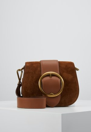BELT SADDLE - Bandolera - cinnamon