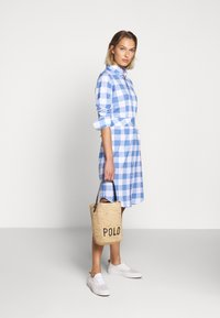 Polo Ralph Lauren - BUCKET - Borsa a mano - light tan - 1